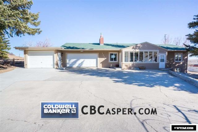 3004 Garden Creek, Casper, WY 82601 (MLS #20181340) :: Real Estate Leaders