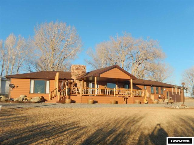 1850 Missouri Valley, Pavillion, WY 82523 (MLS #20181363) :: Lisa Burridge & Associates Real Estate