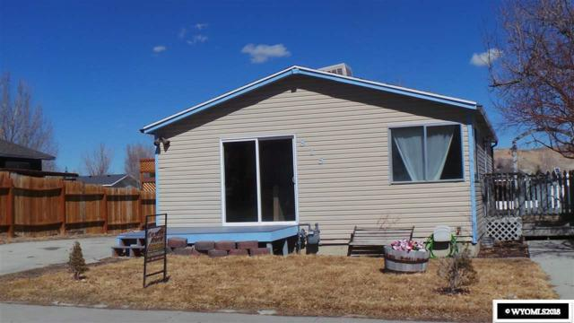 815 Iowa Avenue, Green River, WY 82935 (MLS #20181373) :: Real Estate Leaders