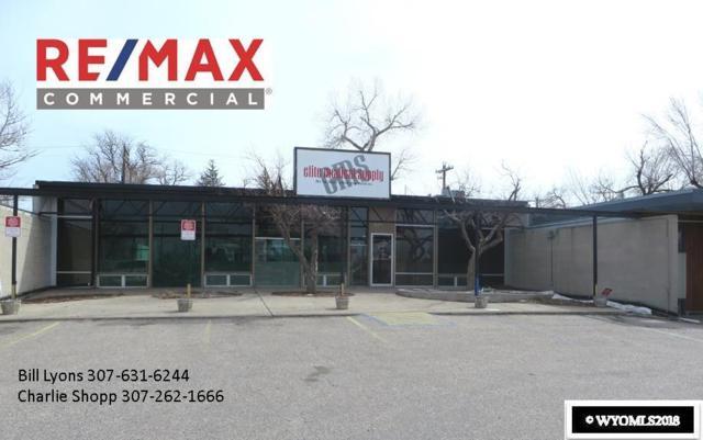 829 Cy Ave, Casper, WY 82601 (MLS #20181375) :: Lisa Burridge & Associates Real Estate