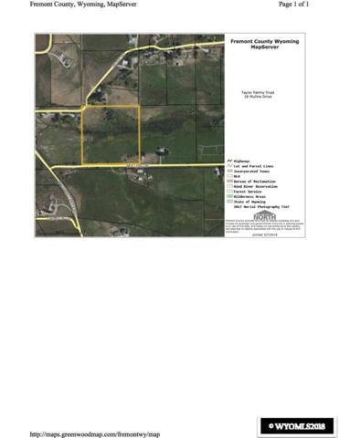 16 Mullins Drive, Lander, WY 82520 (MLS #20181414) :: Lisa Burridge & Associates Real Estate