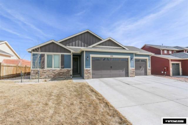 1283 River Heights Drive, Casper, WY 82604 (MLS #20181442) :: Lisa Burridge & Associates Real Estate