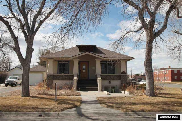 202 S 6th E, Riverton, WY 82501 (MLS #20181479) :: Lisa Burridge & Associates Real Estate