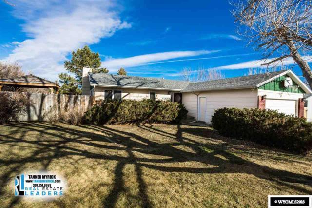 4000 Placid Drive, Casper, WY 82604 (MLS #20181522) :: Real Estate Leaders