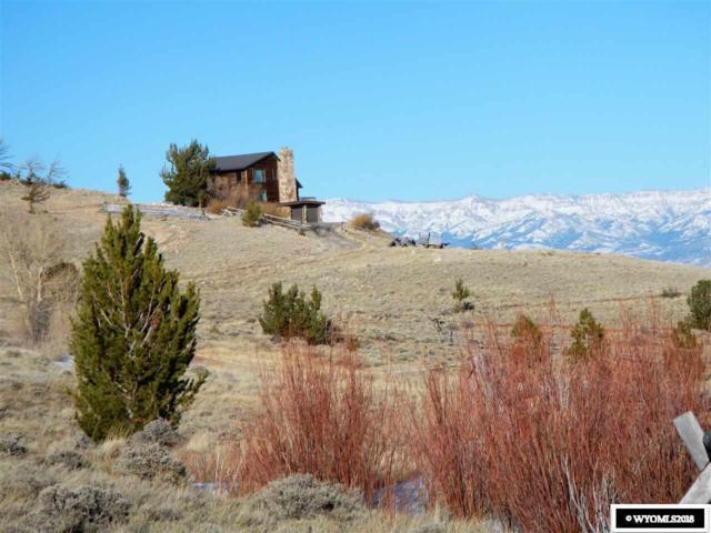 52 Hart Trail, Dubois, WY 82513 (MLS #20181532) :: Real Estate Leaders