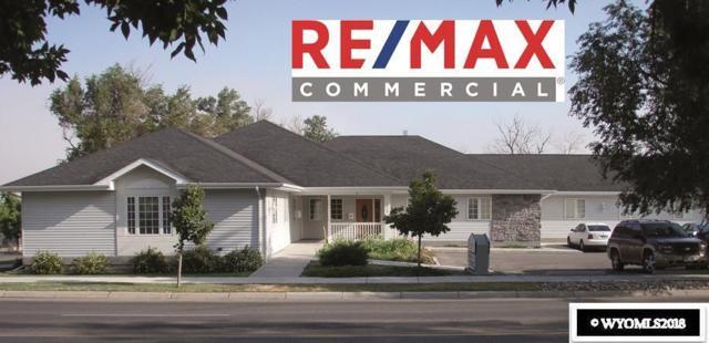 1010 E 1St, Unit B Street, Casper, WY 82601 (MLS #20181542) :: Real Estate Leaders