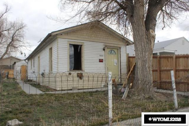 1033 N Durbin St, Casper, WY 82601 (MLS #20181570) :: Real Estate Leaders
