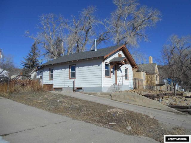 1014 7th Street, Rawlins, WY 82301 (MLS #20181577) :: Real Estate Leaders