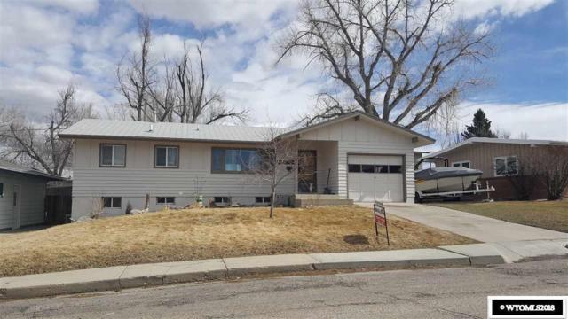 1725 Sycamore Street, Casper, WY 82604 (MLS #20181615) :: Lisa Burridge & Associates Real Estate