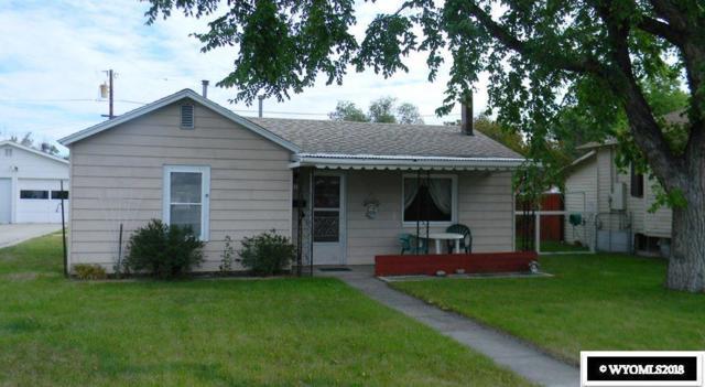 910 E Park Avenue, Riverton, WY 82501 (MLS #20181616) :: Lisa Burridge & Associates Real Estate