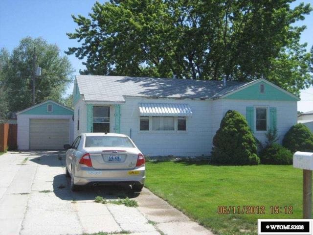 1308 Howell, Worland, WY 82401 (MLS #20181676) :: Real Estate Leaders