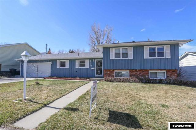 3320 Brookview Drive, Casper, WY 82604 (MLS #20181684) :: Real Estate Leaders