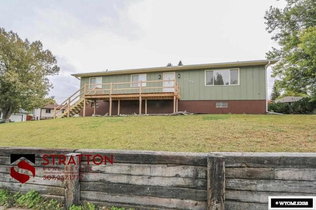 2201 Brentwood Drive, Casper, WY 82604 (MLS #20181694) :: Real Estate Leaders