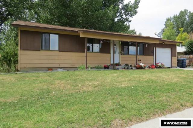 402 Summit Drive, Riverton, WY 82501 (MLS #20181699) :: RE/MAX The Group