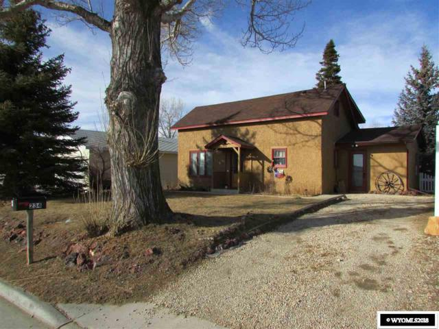 234 Williams Avenue, Buffalo, WY 82834 (MLS #20181755) :: Real Estate Leaders