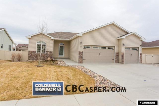 6210 Verde Court, Casper, WY 82609 (MLS #20181763) :: Real Estate Leaders