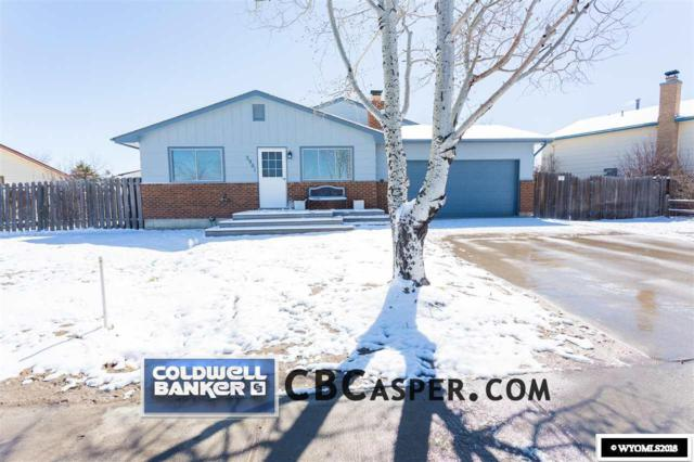 2901 Indian Springs, Casper, WY 82604 (MLS #20181806) :: RE/MAX The Group