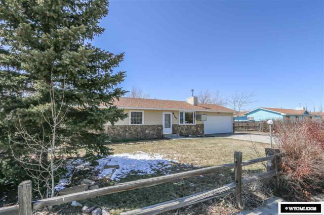 4446 Trails End, Bar Nunn, WY 82601 (MLS #20181815) :: RE/MAX The Group