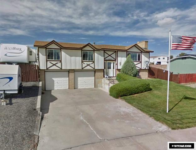 1032 Mineral Dr., Hanna, WY 82327 (MLS #20181816) :: RE/MAX The Group