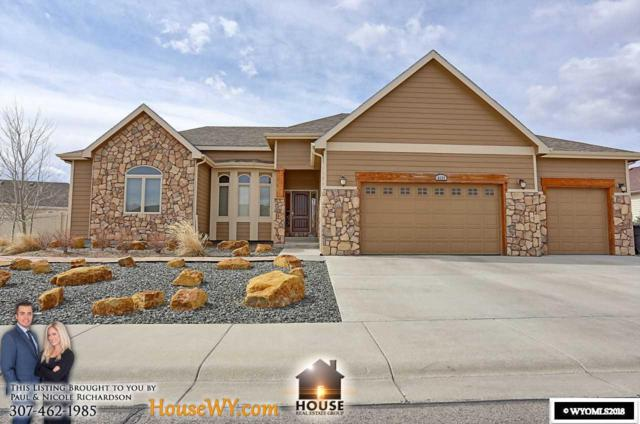 6137 Coronado Drive, Casper, WY 82609 (MLS #20181819) :: Lisa Burridge & Associates Real Estate