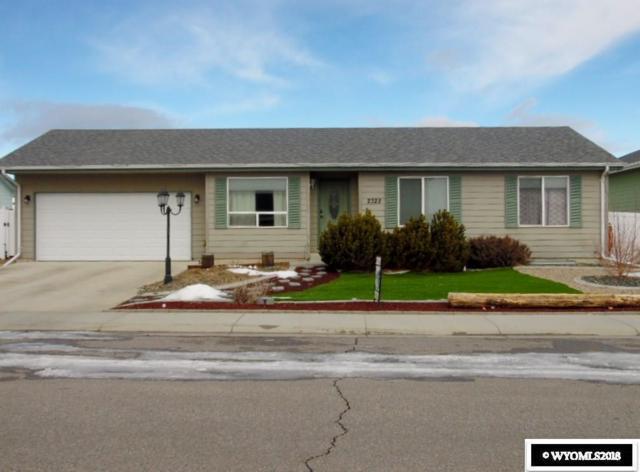 2322 Sioux Trail, Casper, WY 82601 (MLS #20181833) :: Lisa Burridge & Associates Real Estate