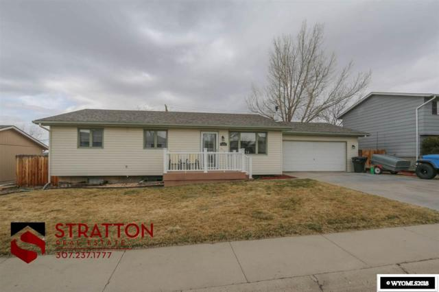 2202 Shumway, Casper, WY 82601 (MLS #20181855) :: RE/MAX The Group