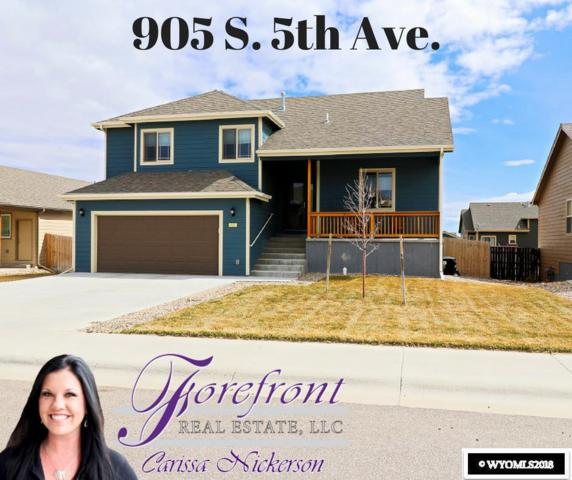 905 S 5th Ave, Mills, WY 82644 (MLS #20181863) :: RE/MAX The Group