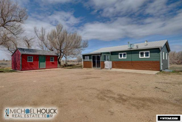 7300 E Cuthill, Evansville, WY 82633 (MLS #20181865) :: RE/MAX The Group