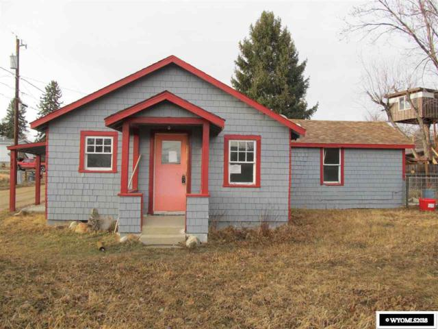 464 E Parmalee Street, Buffalo, WY 82834 (MLS #20181867) :: Real Estate Leaders