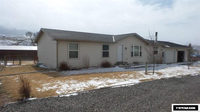 1419 Fairview Drive, Dubois, WY 82513 (MLS #20181870) :: Real Estate Leaders