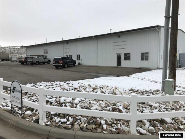 802-810 Foster Rd., Casper, WY 82601 (MLS #20181879) :: Real Estate Leaders