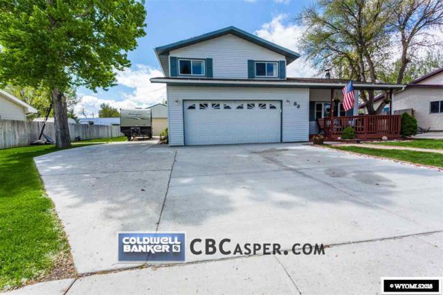 83 Mesa Verde Drive, Glenrock, WY 82637 (MLS #20181882) :: Lisa Burridge & Associates Real Estate