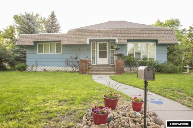 621 S 5th Street, Douglas, WY 82633 (MLS #20181892) :: Real Estate Leaders