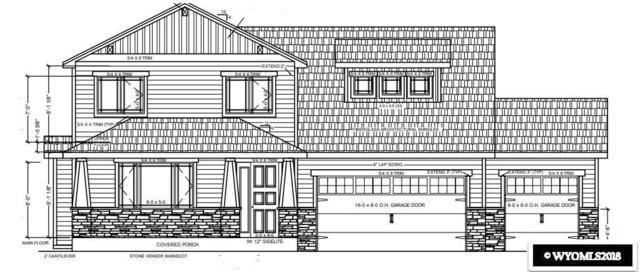 761 Camp Davis Circle, Evansville, WY 82636 (MLS #20181926) :: Real Estate Leaders