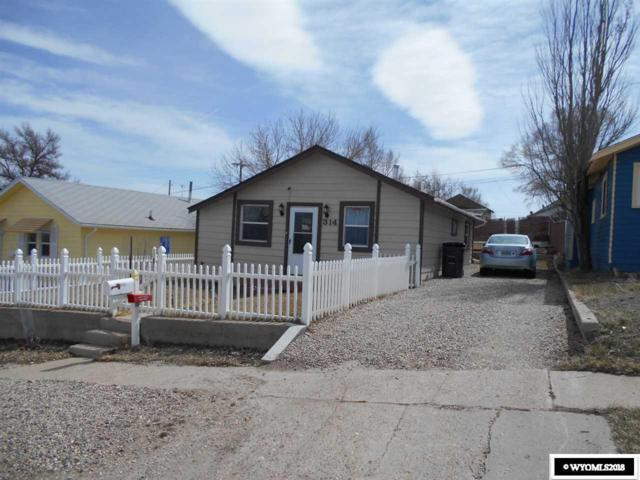 314 E Pine Street, Rawlins, WY 82301 (MLS #20181930) :: Lisa Burridge & Associates Real Estate