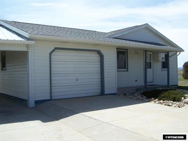 57 Lakeview Drive, Wheatland, WY 82201 (MLS #20181949) :: Lisa Burridge & Associates Real Estate