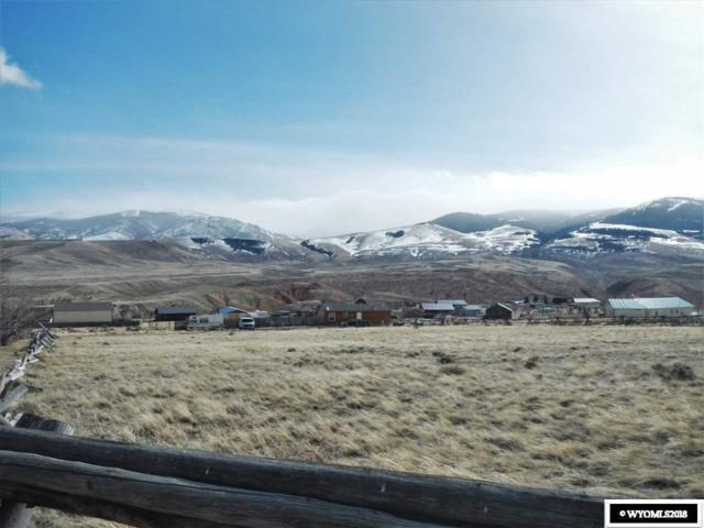 00 Mountain View Drive, Dubois, WY 82513 (MLS #20181955) :: Real Estate Leaders