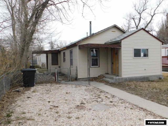 311 Benton Avenue, Mills, WY 82644 (MLS #20181963) :: Real Estate Leaders