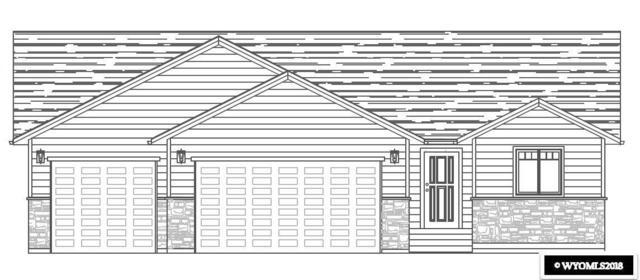 615 Fort Clay Street, Evansville, WY 82636 (MLS #20181972) :: Real Estate Leaders