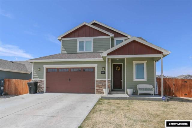 748 Discovery Street, Mills, WY 82644 (MLS #20181975) :: RE/MAX The Group