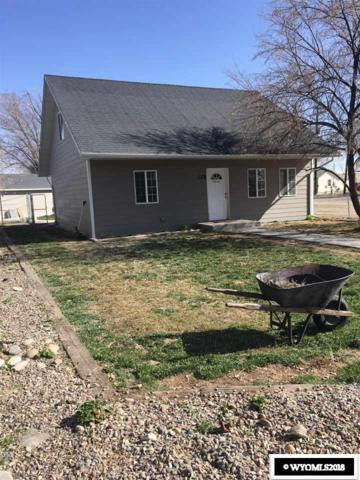 125 Grace Avenue, Worland, WY 82401 (MLS #20182023) :: Lisa Burridge & Associates Real Estate