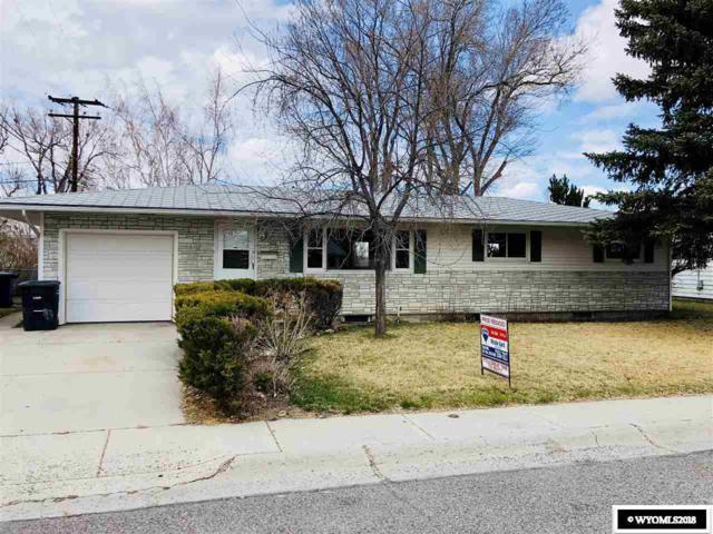 108 Big Horn Drive, Riverton, WY 82501 (MLS #20182033) :: Real Estate Leaders