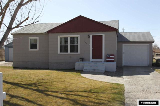 722 S 13th Street, Worland, WY 82401 (MLS #20182052) :: Real Estate Leaders