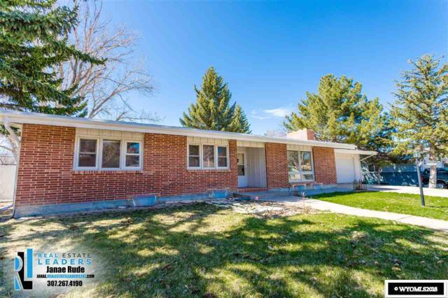 3624 S Poplar Street, Casper, WY 82601 (MLS #20182068) :: Real Estate Leaders