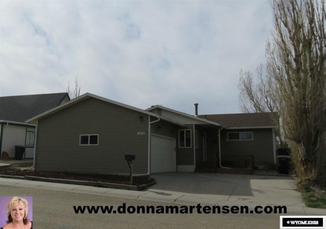 1008 Carriage Lane, Casper, WY 82609 (MLS #20182073) :: Lisa Burridge & Associates Real Estate