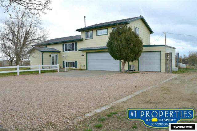 34 S Cougar Road, Glenrock, WY 82637 (MLS #20182133) :: Real Estate Leaders