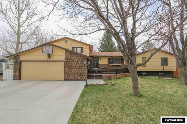 4033 Somerset Circle, Casper, WY 82609 (MLS #20182134) :: RE/MAX The Group