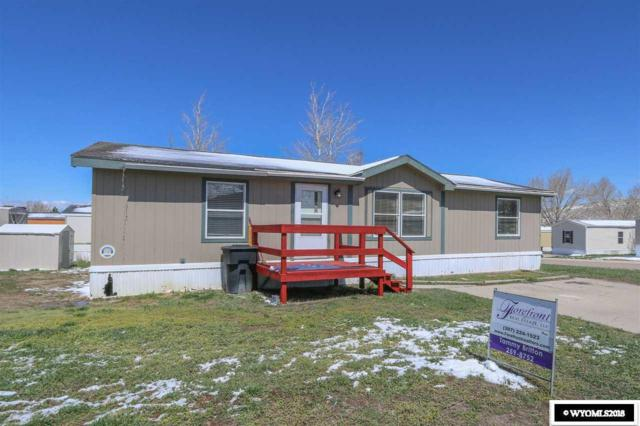 20 Sequoia, Casper, WY 82604 (MLS #20182147) :: RE/MAX The Group