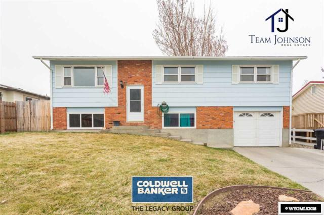 3571 Medicine Bow Street, Casper, WY 82609 (MLS #20182167) :: RE/MAX The Group