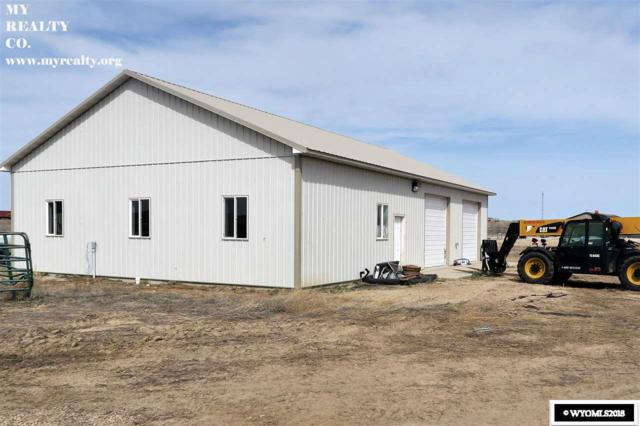 40 Orin Industrial Avenue, Douglas, WY 82633 (MLS #20182183) :: RE/MAX The Group